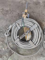 Tifor 3,5T 20m de cabo de aço