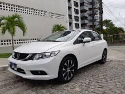 Honda Civic Lxr 2.0 Flexone At 2016 Inteiro