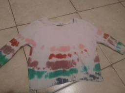 Mini blusa veste 38 importada Zara