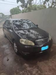 Corolla XLI Preto 2006