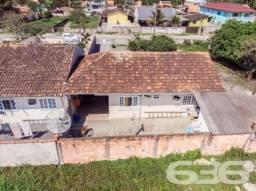 Casa à venda com 2 dormitórios em Centro, Balneário barra do sul cod:03016338