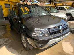 Renault duster oroch 2019 2.0 16v hi-flex dynamique automÁtico