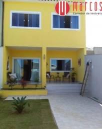 Casa duplex próximo a Boate Lua Azul, bairro super tranquilo.