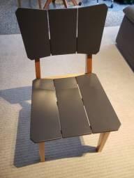 Vendo JOGO de cadeiras
