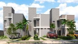 Casas em comdominio com 3 quartos e uma suíte