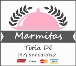 Marmitas da titia De!!