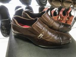 Sapato Social Couro Legítimo