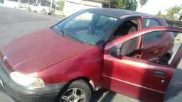 Venda de um carro pálio ano 2000 - 2000