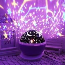 Luminária estrelar
