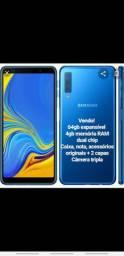 Telefone Samsung A7