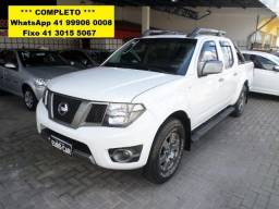 Nissan Frontier SV Attack 4x2 2014 Completa - 2014