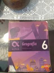 Livro de geografia 6º ano