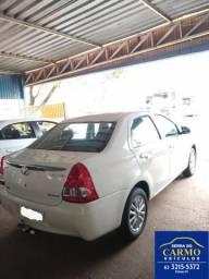 Toyota Etios Sedan XLS 1.5 - 2014