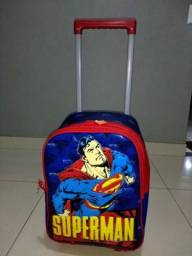 Mochila escolar Superman