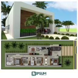 Vendo linda casa no condomínio Ecoville