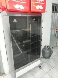 Máquina de frango assado PRÓ GÁS
