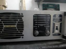 Amplificador Profissom 5000 Watts Rms