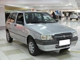 Carro: Fiat uno mille fire economy 1.0 (cod:0014) - 2010