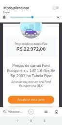 Vendo Ecosport - 2007
