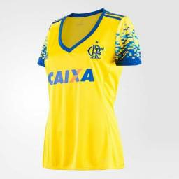 Camisa do Flamengo Feminina Original