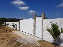 Terrenos em Tinguá entrada no cartão parcelado