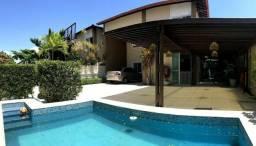 CA1087 Imperial Condomínio Casa 250m², 3 Suites, Projetada Deck Piscina Individual 6 Vgs