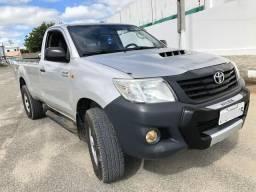 Toyota Hilux 4X4 3.0 Diesel de 171CV, Cabine Simples - 2014