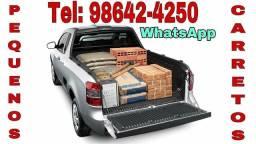 Carretos e Montador de móveis