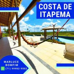 Condomínio Fechado - Lotes de 405m² - Praia Privativa - Costa de Itapema em Sto Amaro