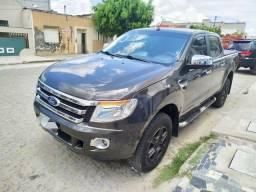 Ford ranger xlt 3.2 diesel 4x4 automática - 2014