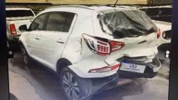 Kia sportage 2012 sucata para retirada de peças