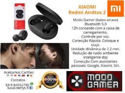 Fone Bluetooth Xiaomi Redmi Airdots 2 - Original