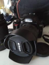 Nikon D40 completa