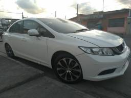 Honda Civil Lxr 2.0 Branco