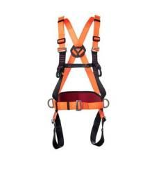 Cinto Paraquedista Com Proteção Lombar