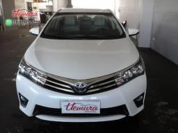 Toyota/ Corolla XEI 2.0 - 2014/2015 - Flex - Branco
