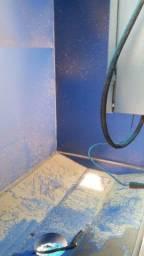 Equipamento de pintura eletrostática