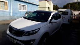 Sportage LX 2012 automática, top