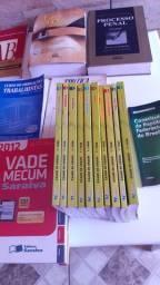 LIVROS DE DIREITO (TROCA)
