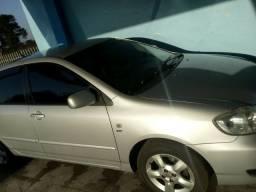 <br>Corolla XEI Automático 1.8 2006<br><br>