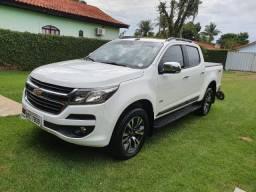 Chevrolet s10 ltz 4x4 dd4a gabine dupla, diesel automática