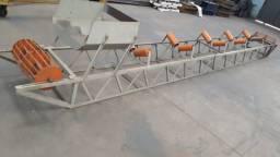 Esteira transportadora de 7 metros nova