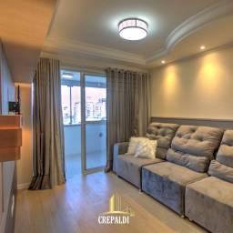 Apartamento 3 quartos com suíte, Mobiliado, Próximo ao Hospital São José, Criciúma