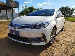 Corola xei 2018/2019 / Único dono. Garantia de Fábrica