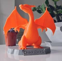 Pokémon diversos escolha o seu - impressão 3D