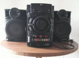 Aparelho de Som Mini Hi-Fi System LG CM4320