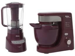 Kit Premium Wine Philco com Liquidificador - Batedeira 220W
