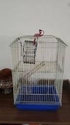Doação de Gaiola para Hamster