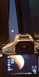 Kit completo camera DSLR reflex Canon t3i semi profissional