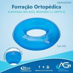 Almofada Inflável Redonda com Orifício AG